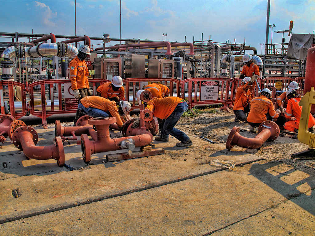 Jasa Piping Service System Indonesia Hydrotest Diagram