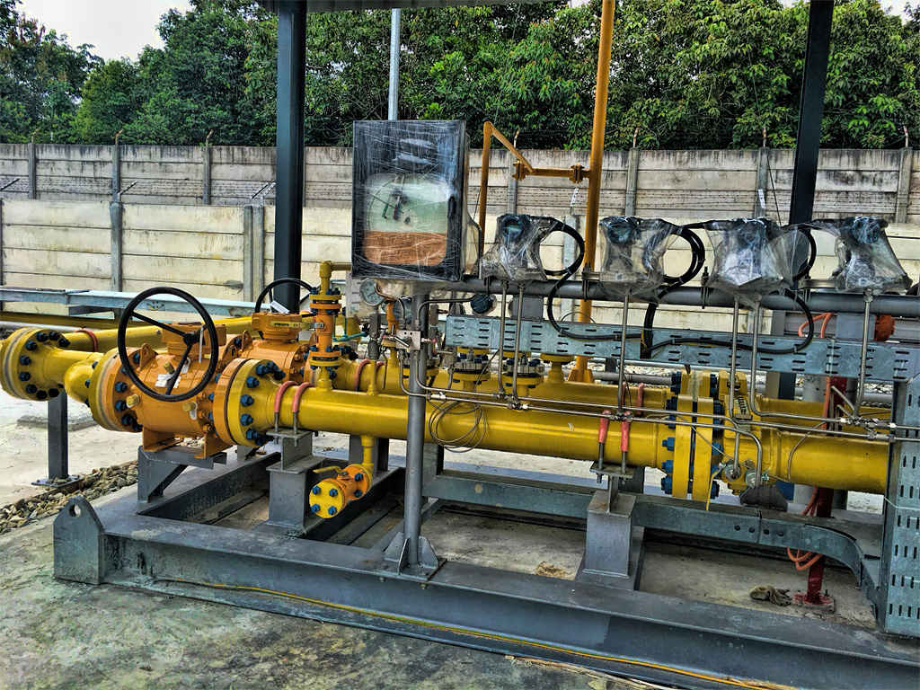 Jasa Piping Service System Indonesia Hydrotest Diagram Overview